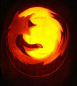 firefox browser pumpkin