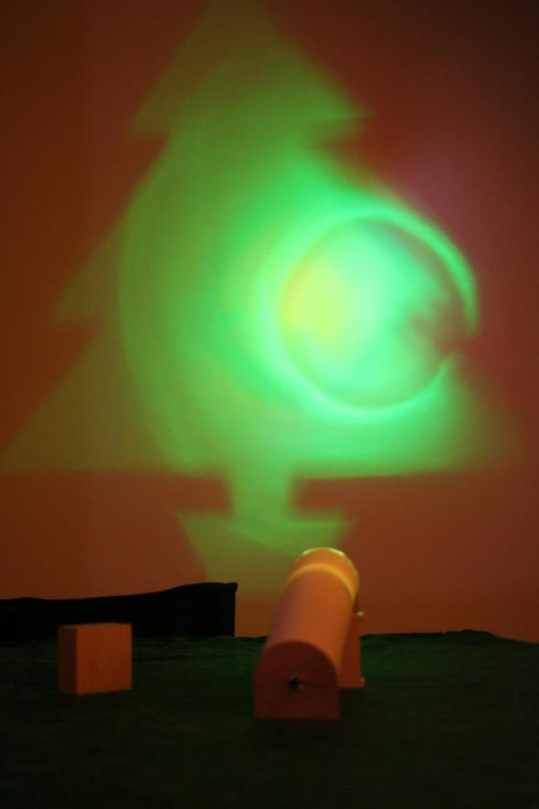 christmas tree projector 1