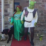 shrek-fiona-wedding