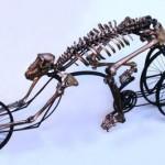 skeleton-bicycle-art
