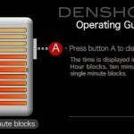 denshoku-led-wristwatch