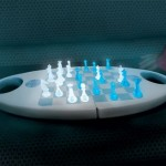 glowing-chess-board