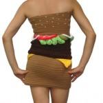 hamburger-dress-fashion