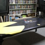 pacman-game-table