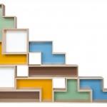 Tetris Wall Shelvesto Fill up your Empty Walls3