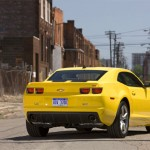 new bumblebee transformer chevy camaro vehicle