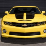 new yellow chevy camaro for transformers movie