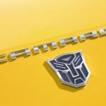 chevy camaro transformers edition for bumblebee