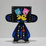cool funny pacman art