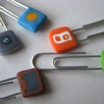 cool iphone icons paperclips designs
