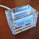 cool laser cut iphone stand