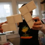 cool tetris designed salt and pepper