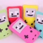 cool nintendo gameboy plush toy