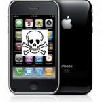 iphone sms virus hack