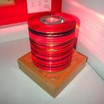 lp records lamp