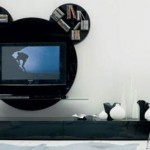 "A Mickey-Mouse T.V stand that'll make your T.V ""Stand Out!!""1"