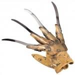 nightmare on elm street freddy kreuger glove