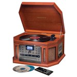 A CD Recorder and Phonograph, even Edison Would Envy!1