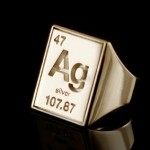 periodic table elements ag ring