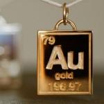 periodic table elements au pendant