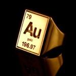 periodic table elements au ring design