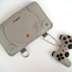 A PLayStation themed iPhone case that bit it's way into Apple1