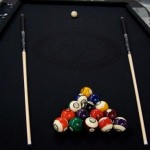 cool pool table from real car