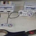 super nintendo system papercraft
