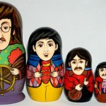 the beatles russian nesting dolls