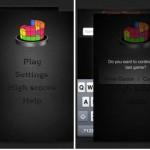 tetris iphone application