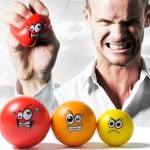 anger management squeeze toy set