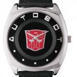 autobots watch design