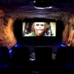 batman batcave home theater