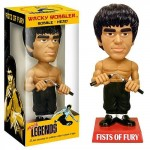 bruce lee action figure toy