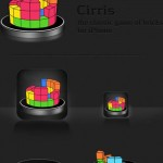 tetris for the iphone