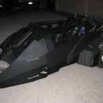 cool batman batombile go kart creation