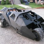 cool go kart batman batmobile