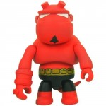 cool hellboy keychain action figure