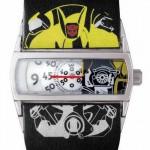 cool transformers watch design