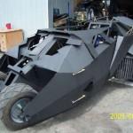 dark knight batmobile go kart