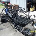 dark knight batmobile go kart diy