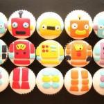 geeky cupcakes designs