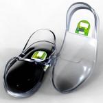 hi tech shoes gps