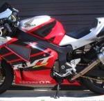 honda rc51 bike