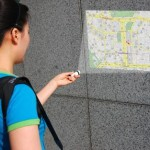 maptor gps maps projector gadget