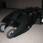 new batman batmobile gokart