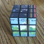 new super mario bros rubiks cube game