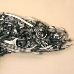 barracuda fish robot design pollutacuda