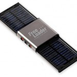 Portable Solar Charger Helps You Go Green2