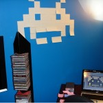 post It The Space Invaders Stlye2